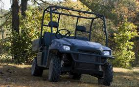 Sit-in ATVs Course