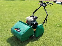 Pedestrian Mowers Training – Cylinder Course