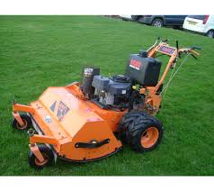 Pedestrian Mowers – Rotary and Flail Course