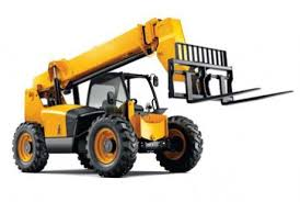 Rough Terrain Telescopic Lift Truck Course