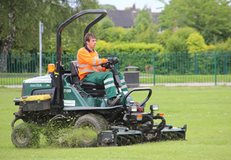 Ride-on Mowers Training – Cylinder Course