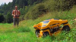 Remote Control Mowers Course