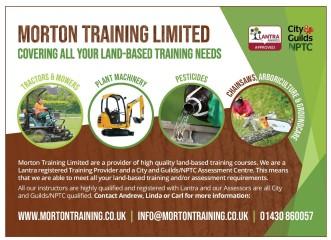 Morton Training Advert KALTZ
